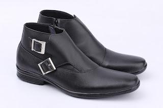 SEPATU pdh tni polri kulit asli,gambar sepatu PDH KULIT murah,gambar sepatu pdl murah 2018,sepatu formal boots pria,sepatu kerja pake resleting