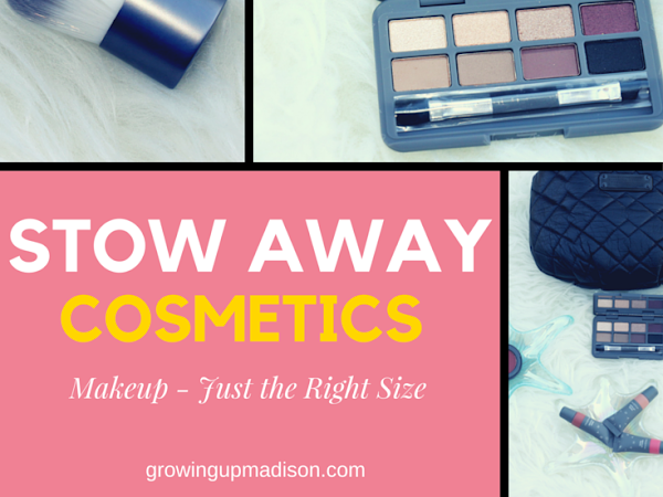 STOW AWAY Cometics: Makeup ~ Just the Right Size