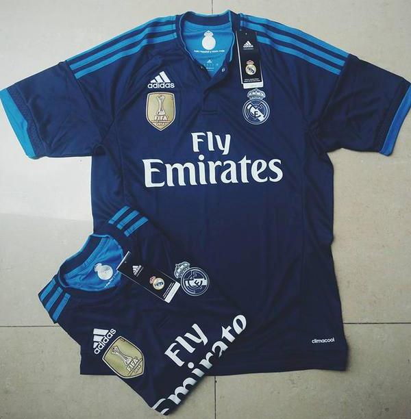 Real Madrid new kit images