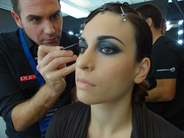 X Factor 2013 Italia terza puntata backstage PUPA make up Aba