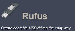 Cara Membuat bootable USB menggunakan rufus