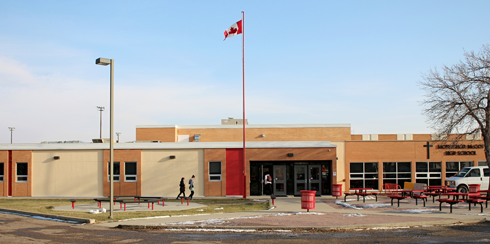 Monsignor McCoy High School Medicine Hat Alberta