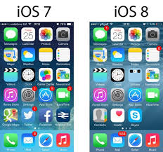 Cara upgrade iOS 7 ke iOS 8 di iTunes