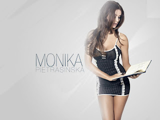 Monika Pietrasinska hot hd wallpapers