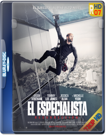 El Especialista (2016) BRRip 720p Dual Latino / Ingles