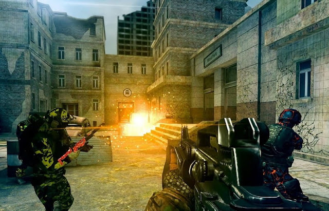 Bullet Force mod full apk