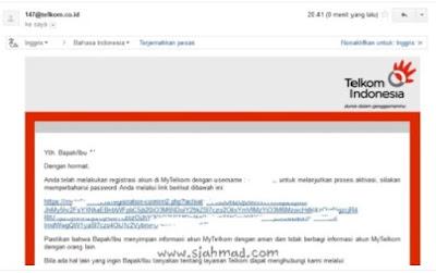 √ cara cek berapa tagihan IndiHome yang akan dibayar Via Internet Online 21