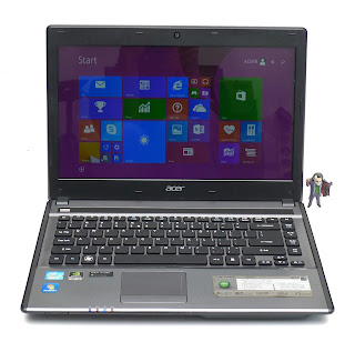 Laptop Gaming Acer 4755G Core i5 Double VGA