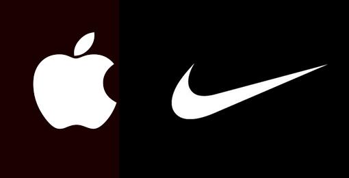 logo apple et nike