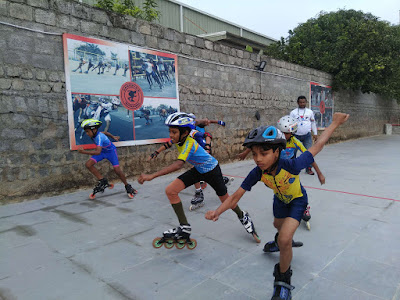 skating classes at mla colony banjara hills in hyderabad cool roller skate buy roller skate kids skateboard 4 wheel skates