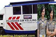 Jadwal Sim Keliling Jakarta 1 - 31 Oktober 2021