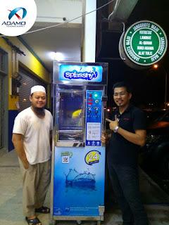 mesin penapis air