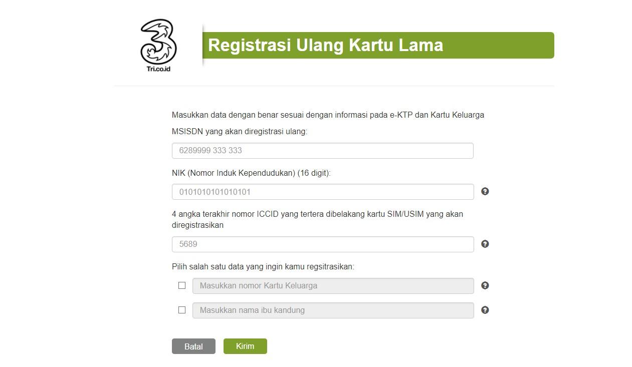 Registrasi Kartu Prabayar Melanggar Privasi Publik Dan Minim Jaminan