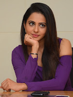 Rakul Preet Singh at Dhruva interview-cover-photo