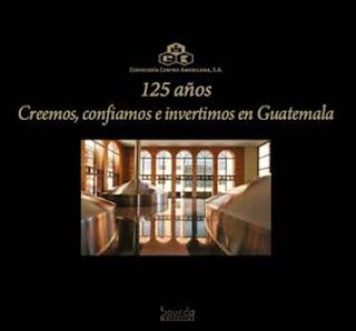 Primeros años de la cerveza en Centro América