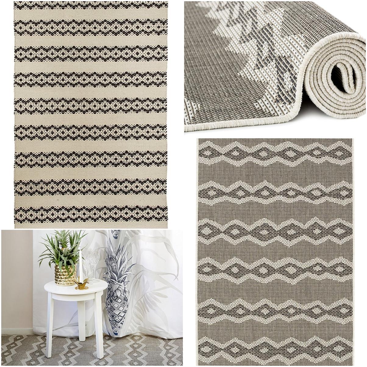 Teppiche: wunderschön, besonders und kleine Kunstwerke! Perfekt für eine besondere Wohnzimmerdeko oder Wanddeko