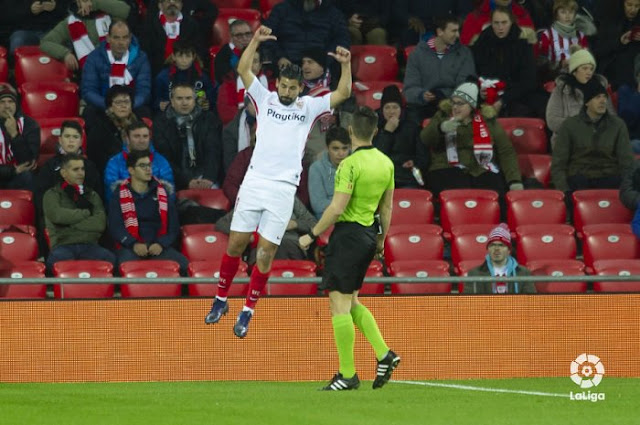 Crónica Athletic Club de Bilbao 1 - Sevilla FC 3