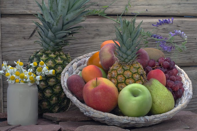 My one day fruit diet experience