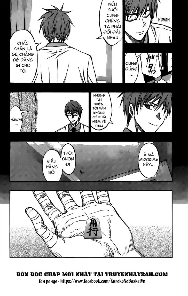 Kuroko No Basket chap 175 trang 2