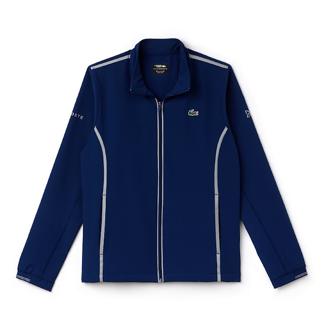 LACOSTE NOVAK DJOKOVIC SS18 MEN ON COURT SH7401-52 R$ 1.190
