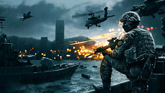 Battlefield 4 PC Setup