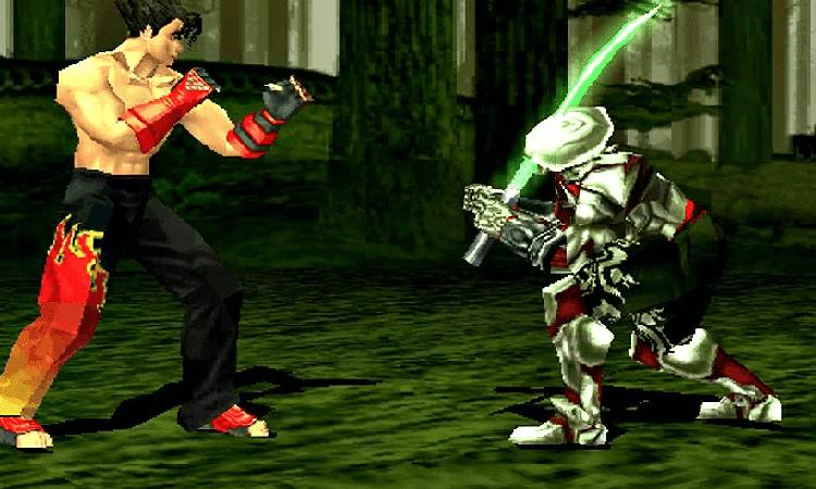 تحميل لعبة تيكن Tekken 3 بجميع الشخصيات للكمبيوتر
