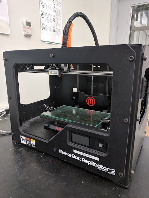 Makerbot Printer photo