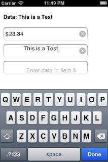 iOS create UITextField programmatically