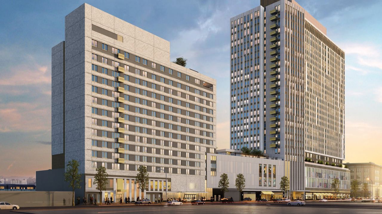 Queens crap big hotel coming to downtown jamaica for 155 10 jamaica avenue second floor jamaica ny 11432