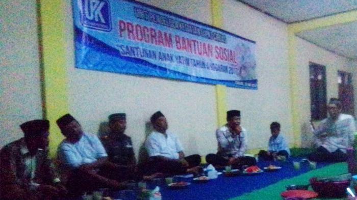 UPK Kecamatan Ciruas Adakan Buka Bersama di Aula Kecamatan