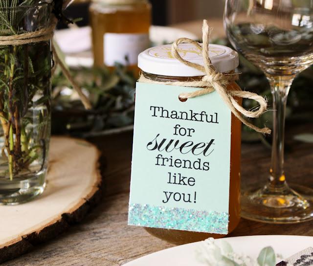 Heidi Swapp Friendsgiving!