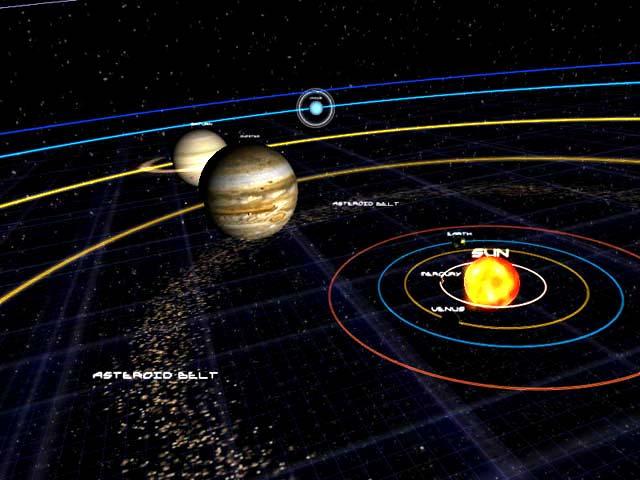 Comunidad Astronómica Aficionada Chilena Las Siete Maravillas Del Sistema Solar 4 El Cinturón De Asteroides
