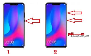طريقة تجاوز قفل الشاشة هواوي نوفا Huawei nova 3