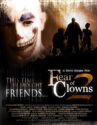 The Fear of Clowns 2 Log