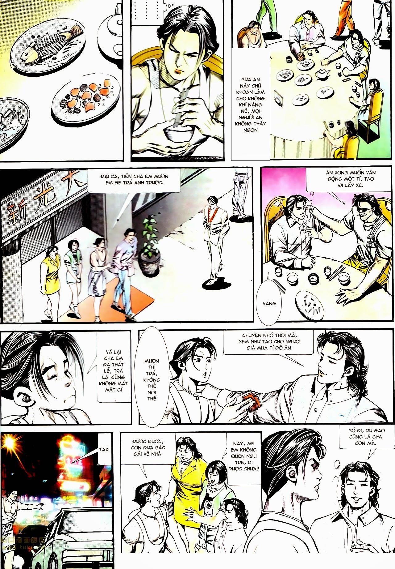 Người Trong Giang Hồ chapter 134: tấn công bảo nhi trang 3