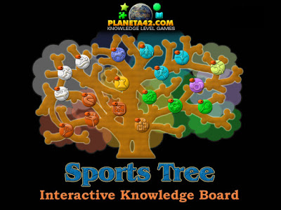 Sport Types Tree Puzzle