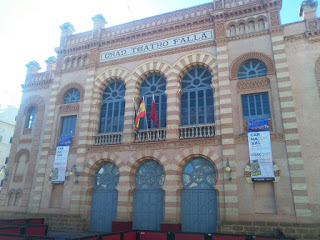 Teatro Manuel de Falla