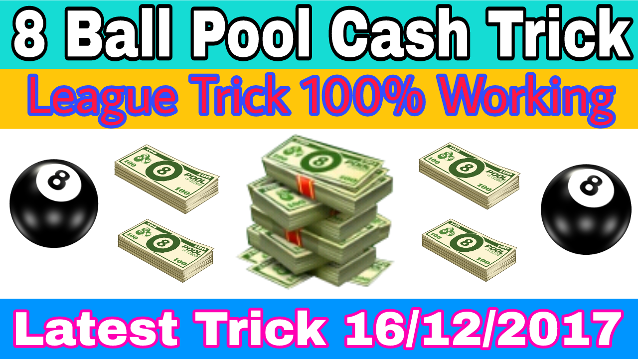 8 ball pool how to get cash