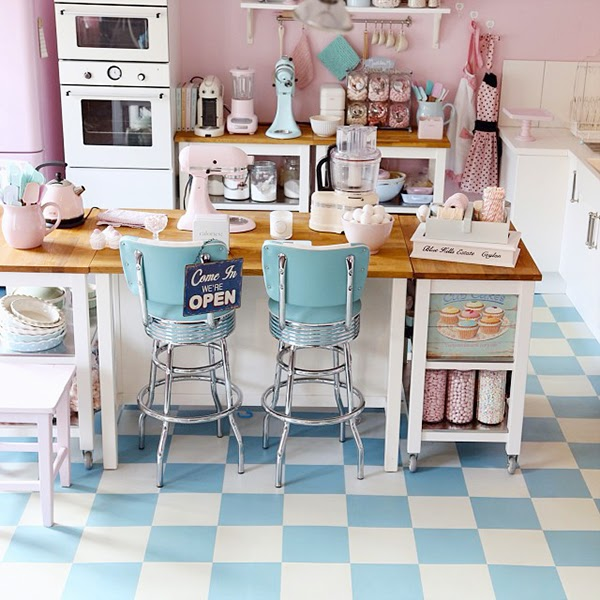 vintage kitchen paint colors retro pastel kitchen colors that ll make you squeal 6827