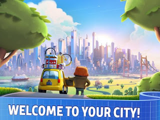 City Mania Town Building Mod Apk