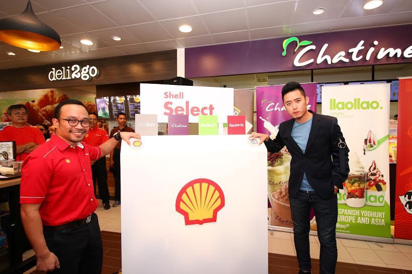 Motoring-Malaysia: Shell Malaysia to introduce Chatime