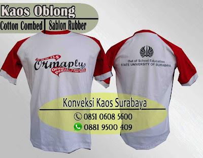 Tempat Bikin Kaos Angkatan di Surabaya, Konveksi Bikin Kaos Angkatan di Surabaya