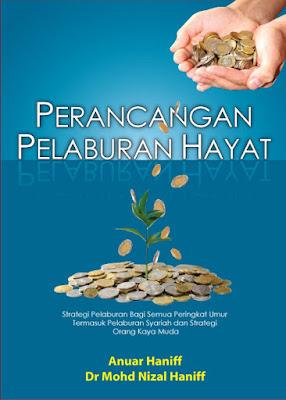 Cover depan  Buku Perancangan Pelaburan Hayat