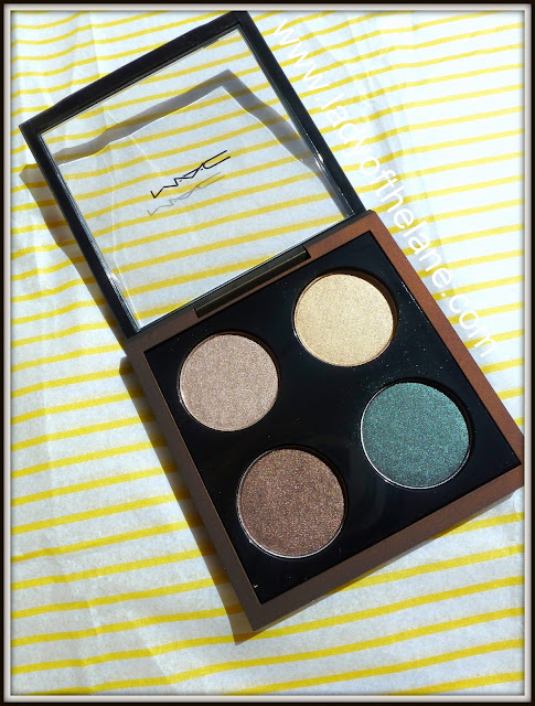 Mac Bare My Soul Eyeshadow Quad