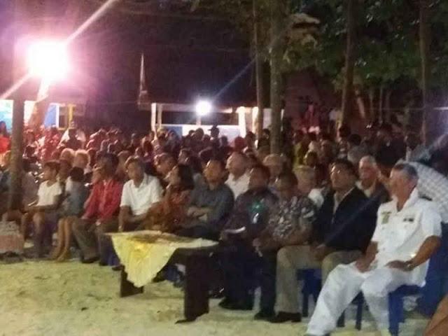 Perayaan Gala Diner Reli Layar Wonderful Sail To Indonesia 2018 Berlangsung Meriah