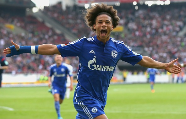 Manchester City set to sign Leroy Sane