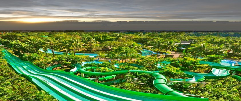 Splash Island Resort Laguna