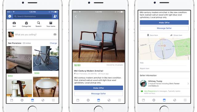 Fb e-commerce platform