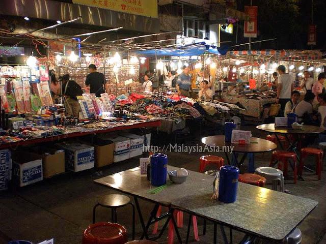 Hong Kong Temple Street Market