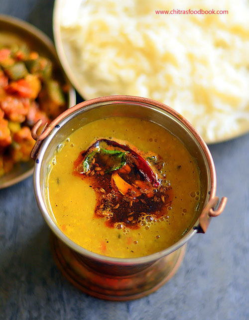Dal tadka recipe
